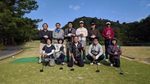 集合写真_20171104ゴルフコンペ